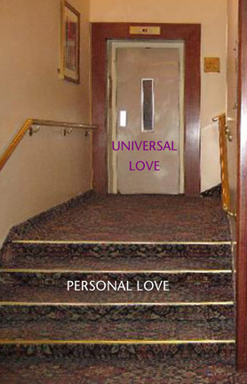 personal love - universal love